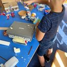 Upcycling-Workshop in der Spielwohnung Oggersheim